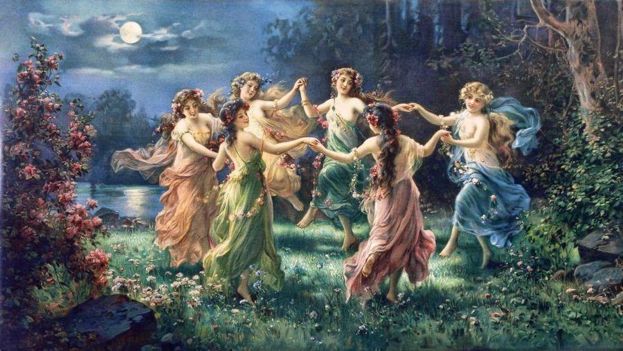 As Deusas Gregas